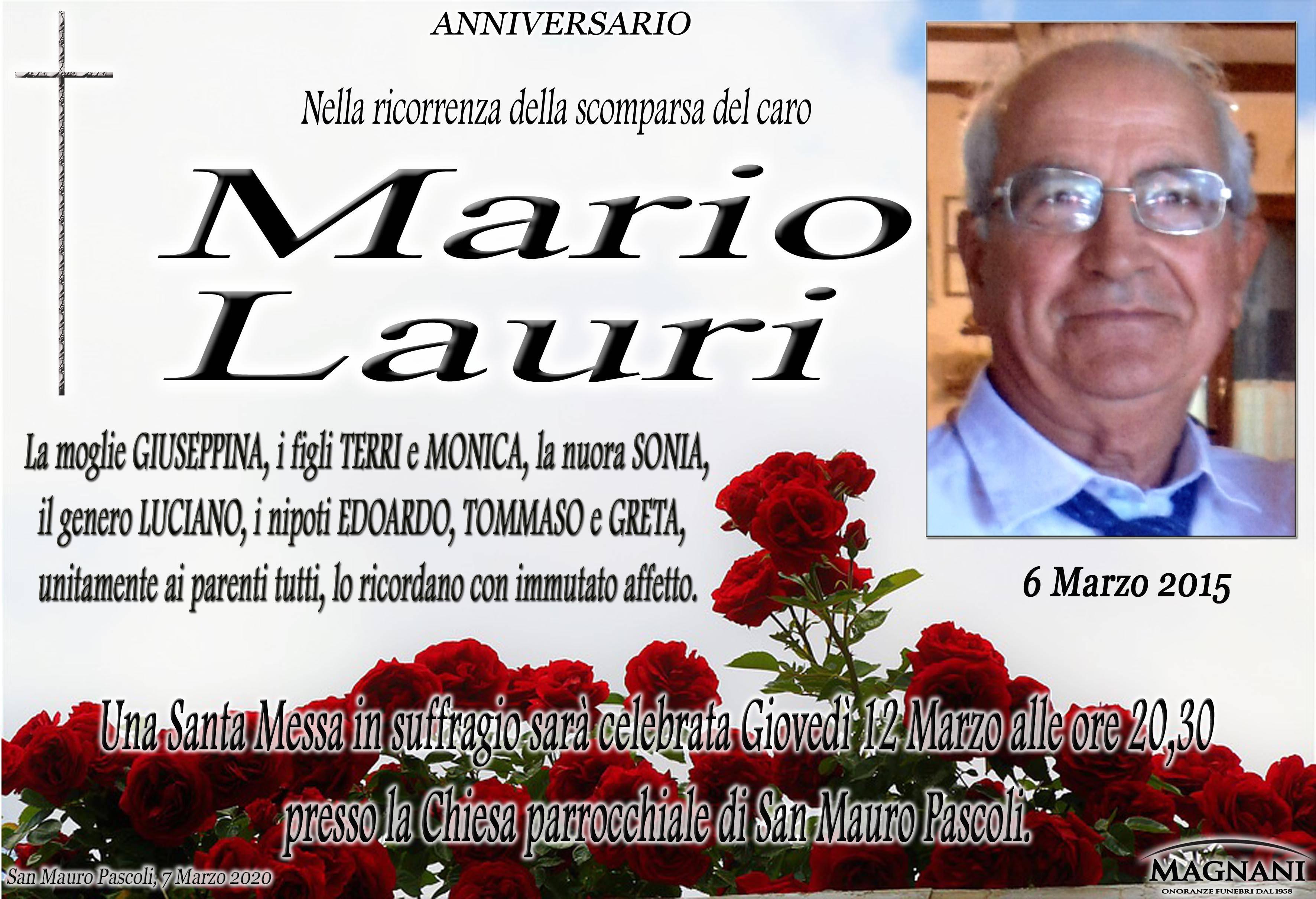 Mario Lauri