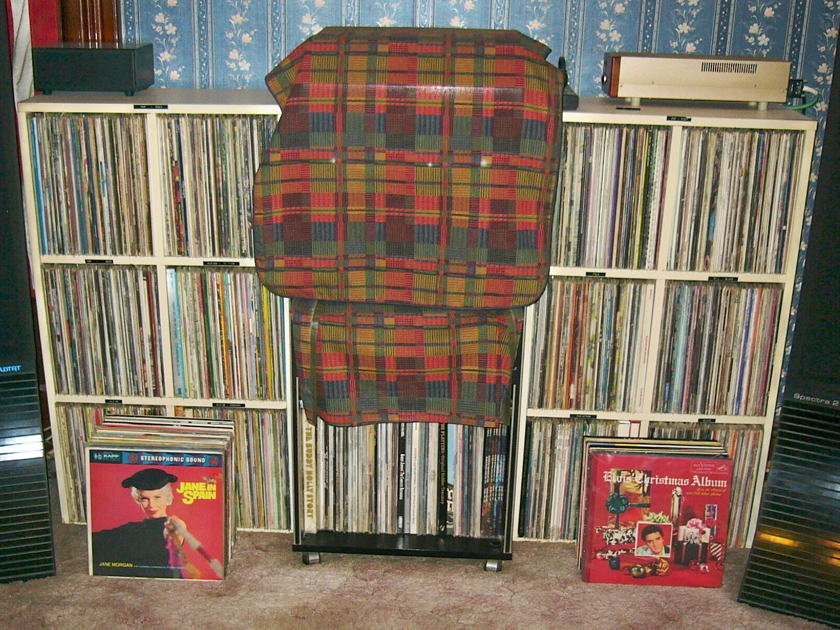 LP COLLECTION--approx 10,000 ALBUMS-- - from record collector-FINEST  LP COLLECTION IN THE WORLD?