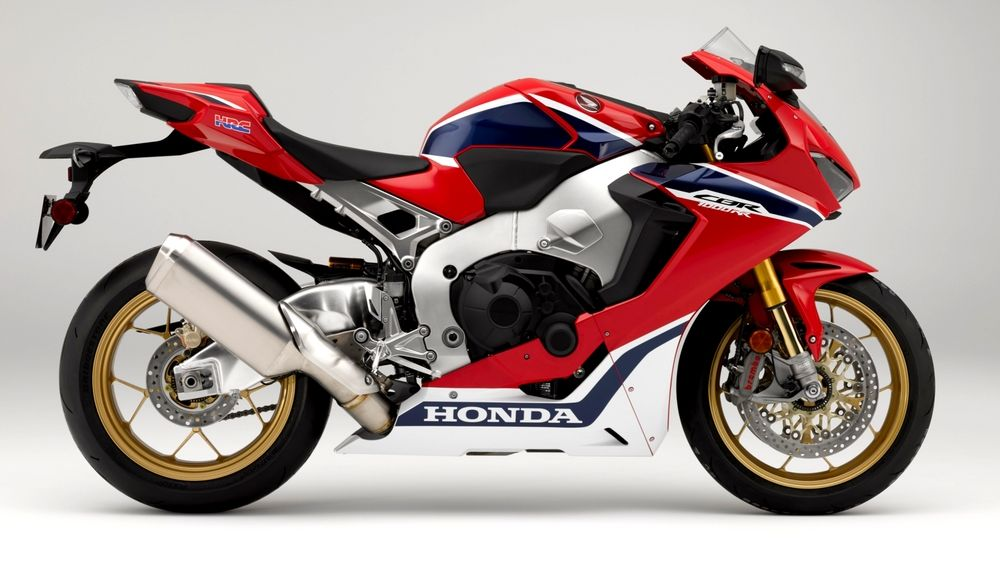 2017 HONDA MOTOCYCLES CBR1000RR SP