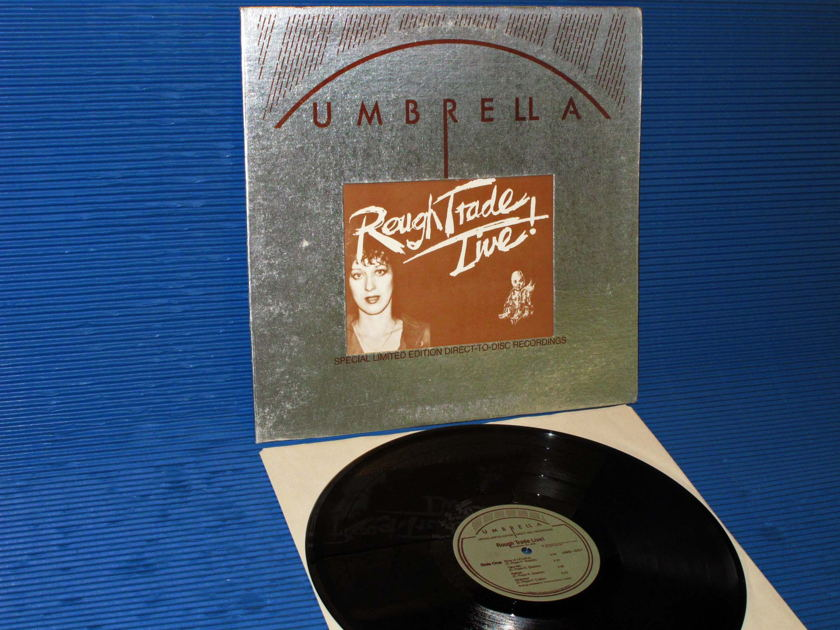 "ROUGH TRADE -  - ""Rough Trade Live"" - Umbrella 1976 D-D Ltd Ed"