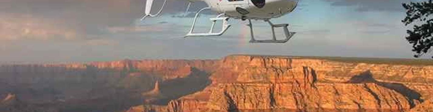 Лас-Вегас. Вертолётная экскурсия на Гранд-Каньон. №1. Без посадки на дне Каньона.