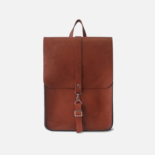 Кожаный рюкзак - Уистлер