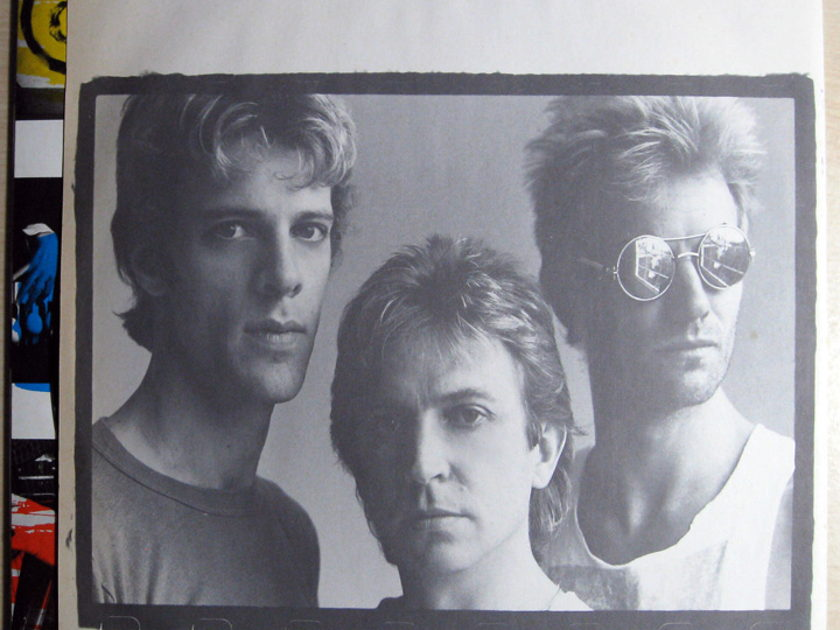 The Police - Synchronicity  - 1983 A&M Records ‎SP-3735