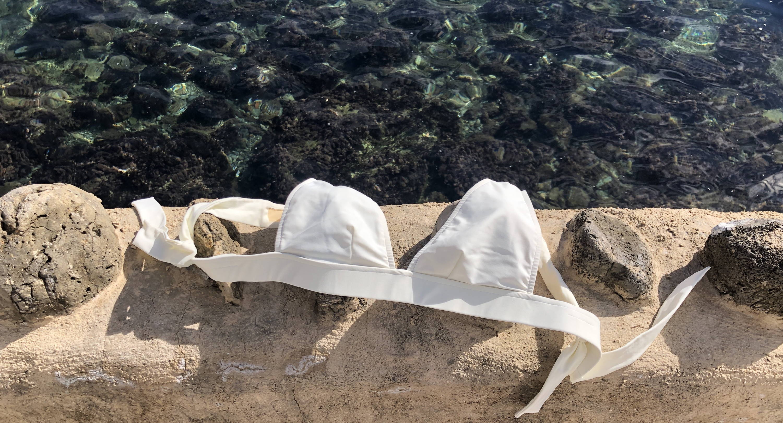 Maillot blanc Posidonie