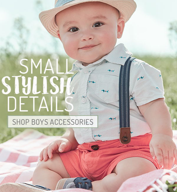 boys belts, suspenders & ties product photo