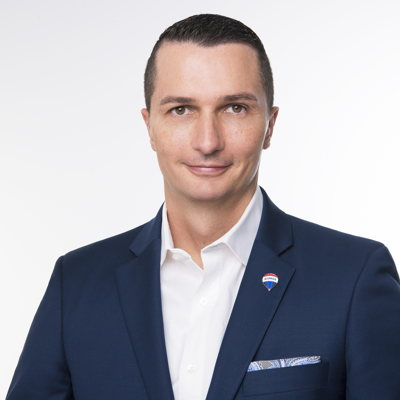 Danny Proulx  Real estate agent RE/MAX Cité