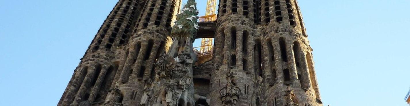 Храм Саграда Фамилия и Парк Гуэль