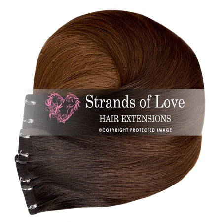 Strands Of Love Hair Extensions Colour Bel Air Ombre