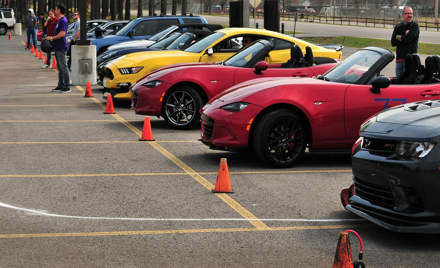 TAC and TVR Autocross Series Event 2