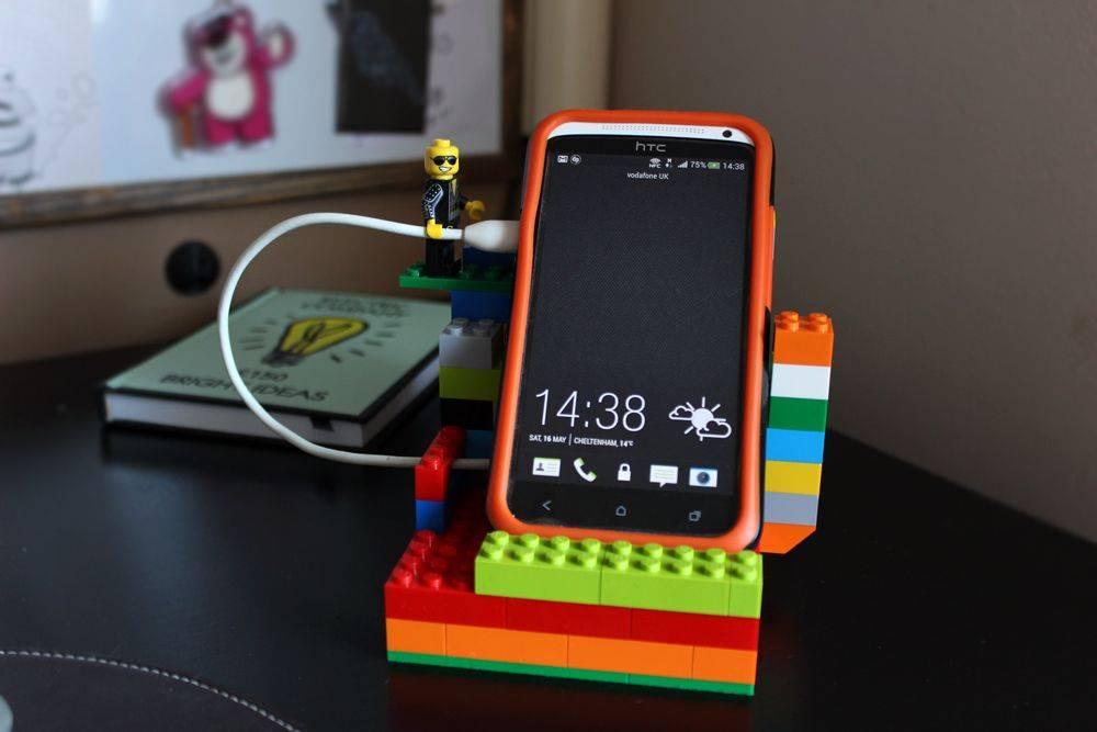 LEGO Phone holder