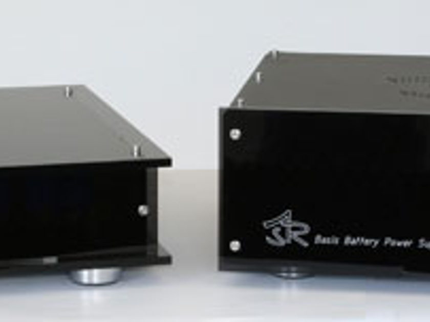 ASR Audio Systeme Basis Exclusive x 2 2010 model with wbt silver conn.