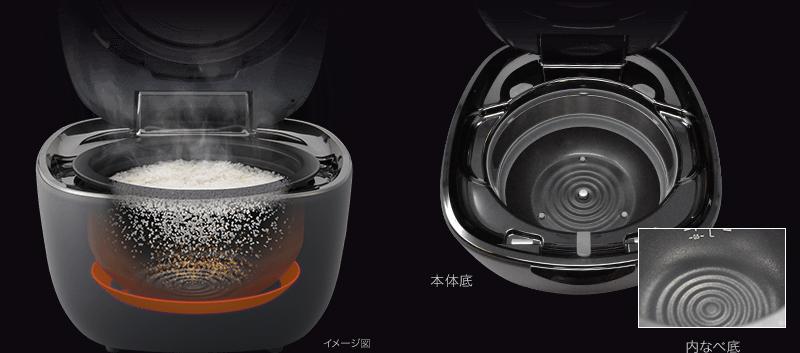 土鍋にしかできない究極の炊き技 「土鍋ご泡火炊き(ごほうびだき)」