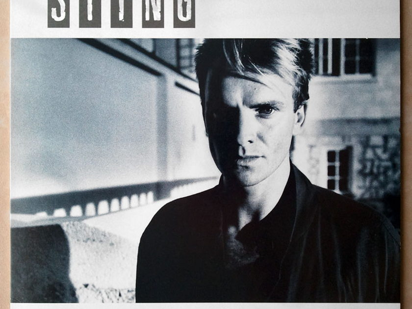 Sting - - The Dream of the Blue Turtles