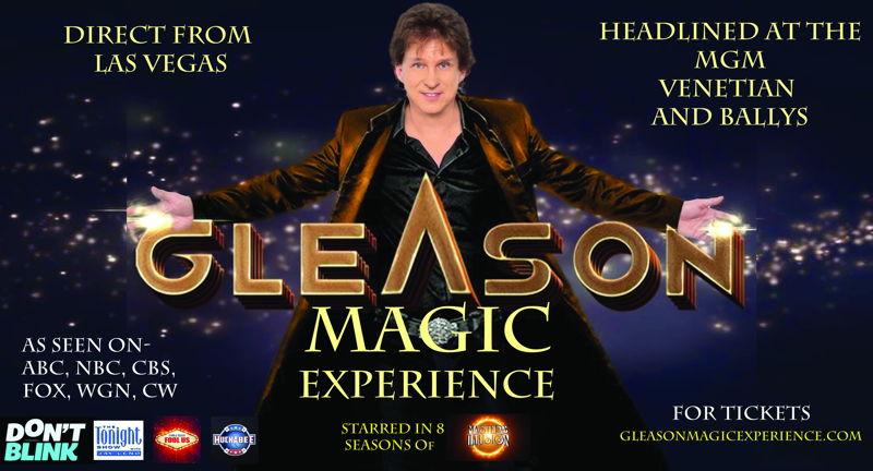 Gleason Magic Experience