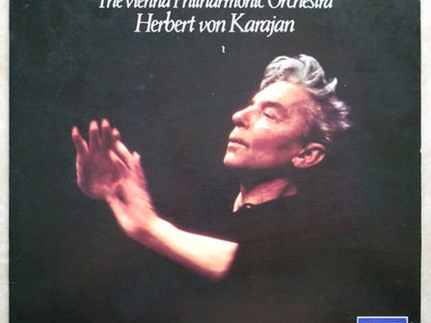 London ffrr/Karajan/Brahms - Symphony No.3, Tragic Overture / NM