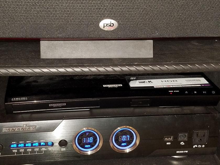 Samsung BD-K8500 4K Blu-Ray Player
