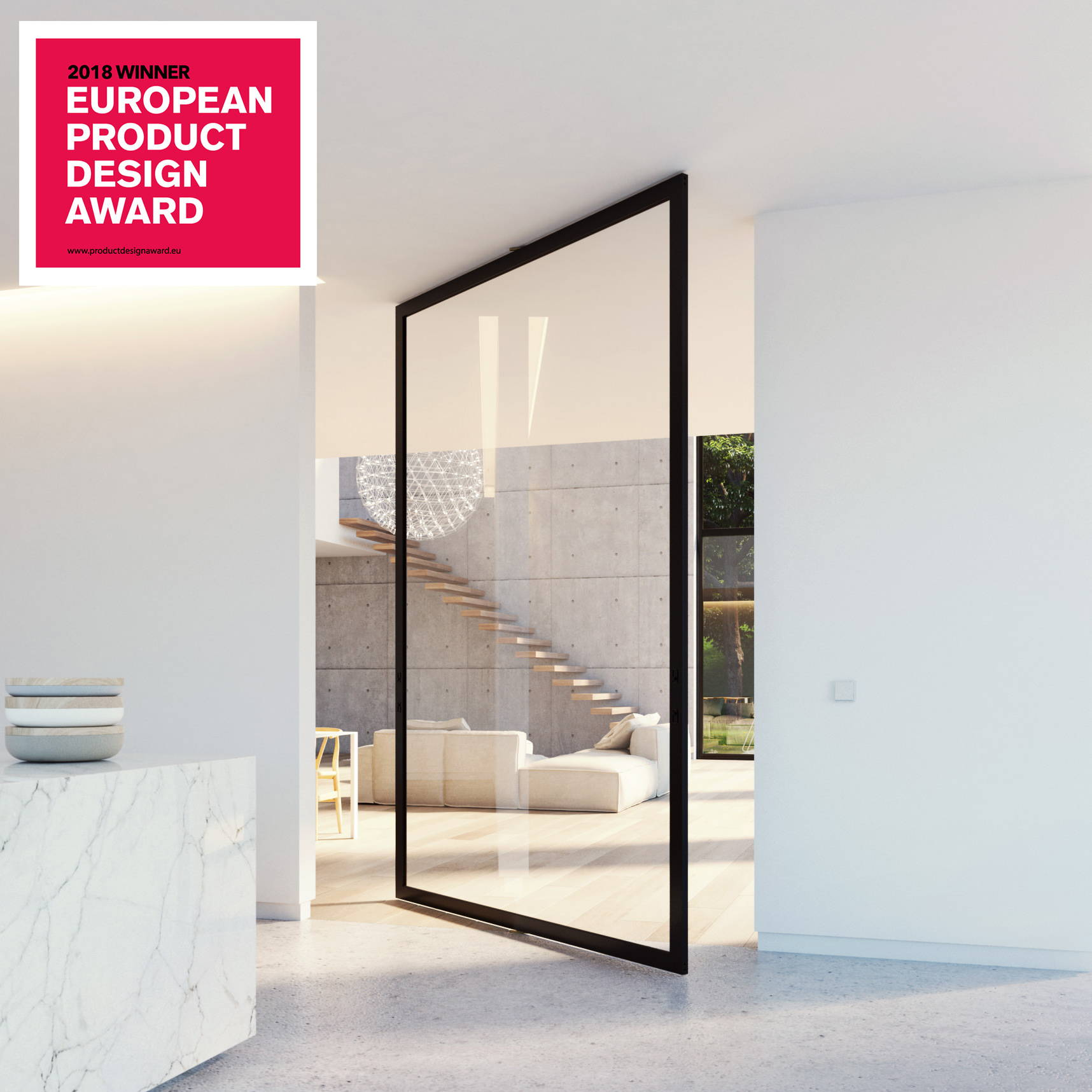 Portapivot 6530 European product design award 2018