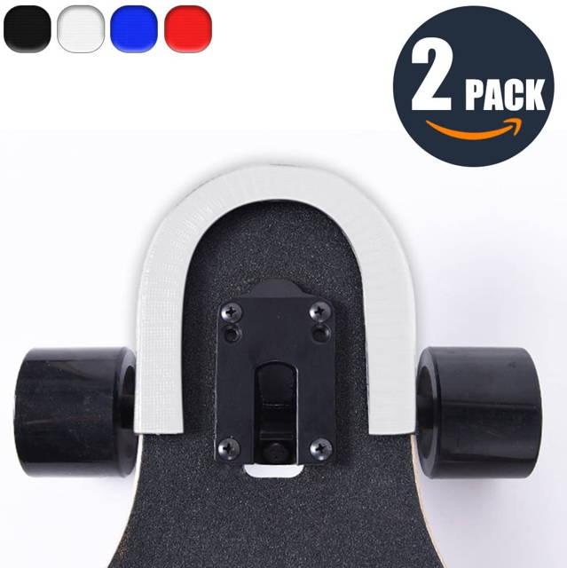 electric skateboard bash guard