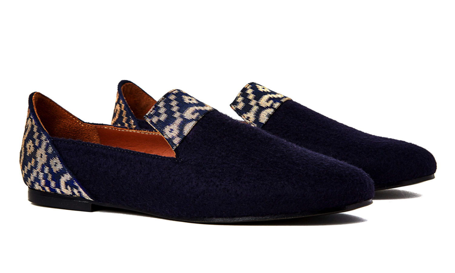 Boté A Mano Flat Loafer Shoes Women Uk Made in Itlay