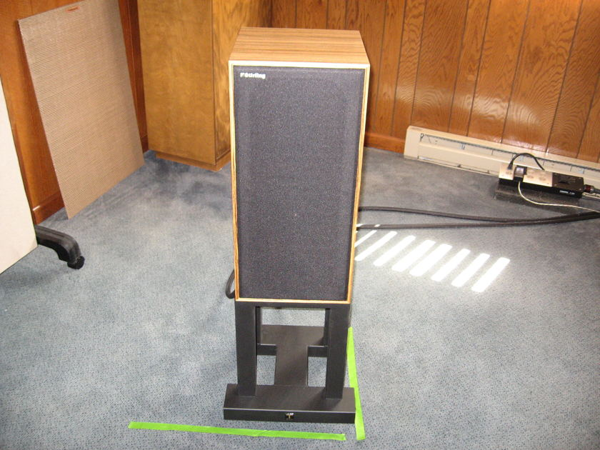 Stirling Broadcast LS3/6 Special Edition with matching stands (Price Reduced)