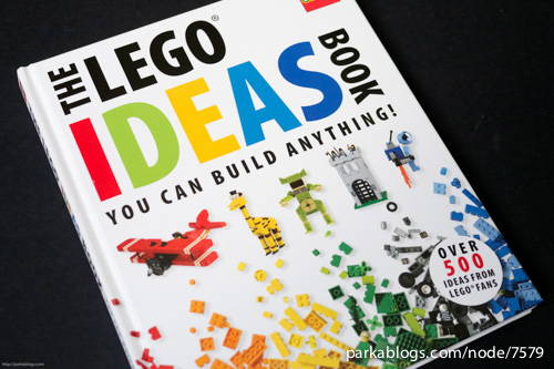 The Book Filled with LEGO Ideas