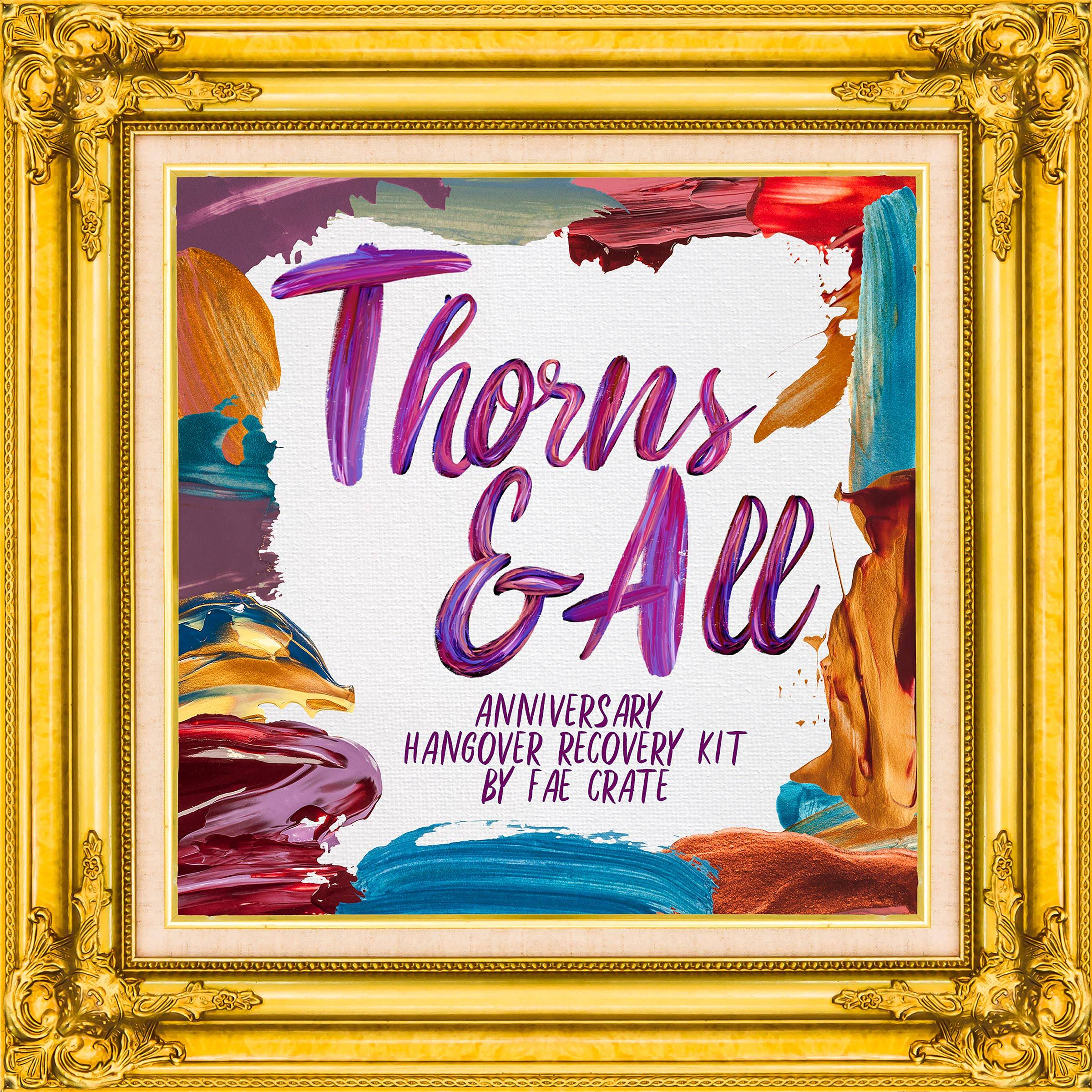 Thorns & All Anniversary Hangover Recovery Kit by Fae Crate