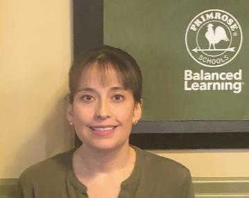 Natalia Moreno , Toddler Assistant Teacher