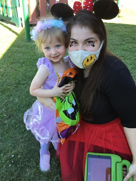 safe Halloween, Halloween 2020, daycare, child care, best, clear lake, infant, toddler, preschool, pre-k, prekindergarten