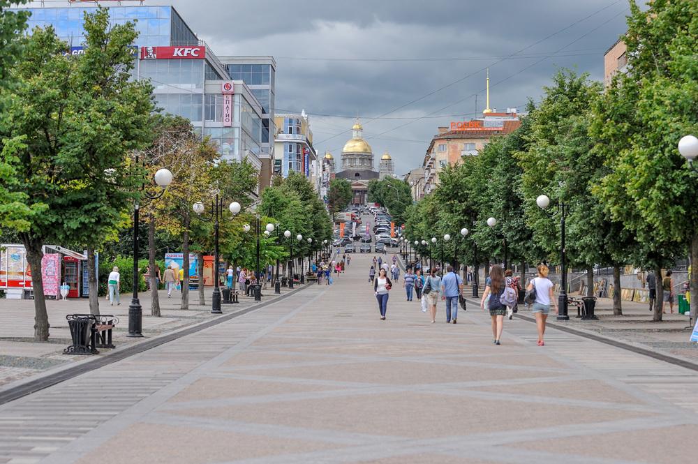Город пенза фото улиц