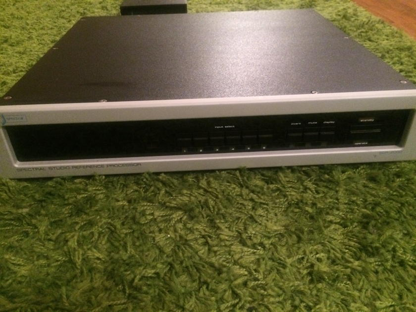 Spectral SDR 2000 D/A Converter - Own the Legend
