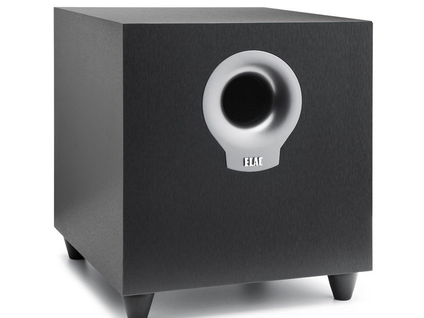 Elac  Debut S10 Subwoofer Mod Modifications to Elac Subwoofers and other brands