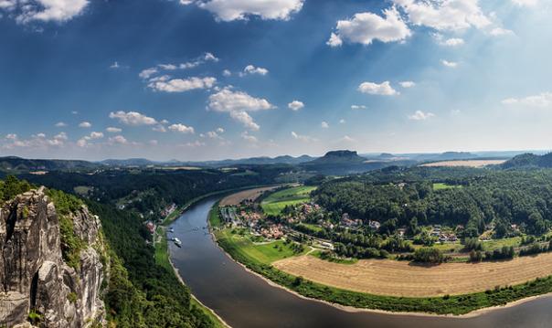 Саксонская Швейцария и крепость Кёнигштайн (пн, пт)