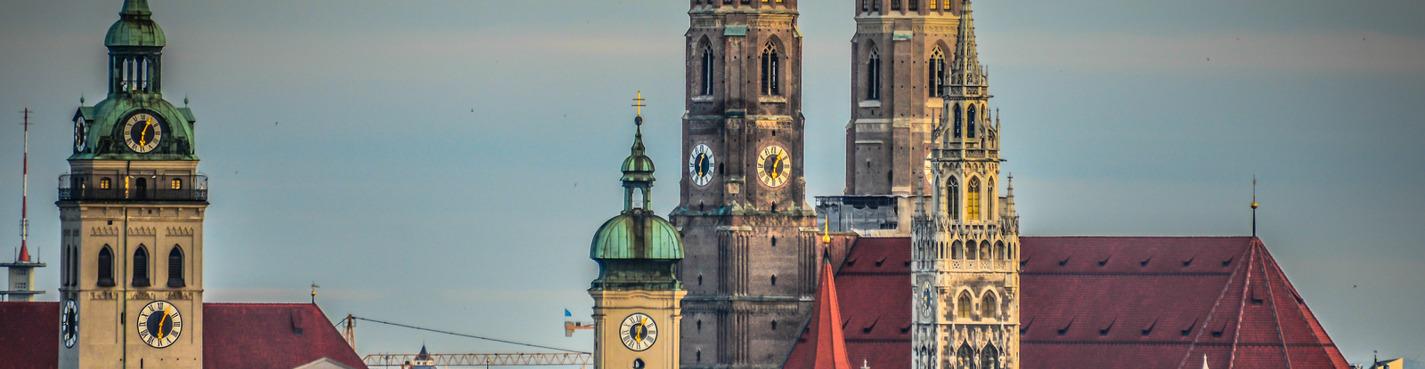 Легенды старого Мюнхена (Мюнхен средневековый)