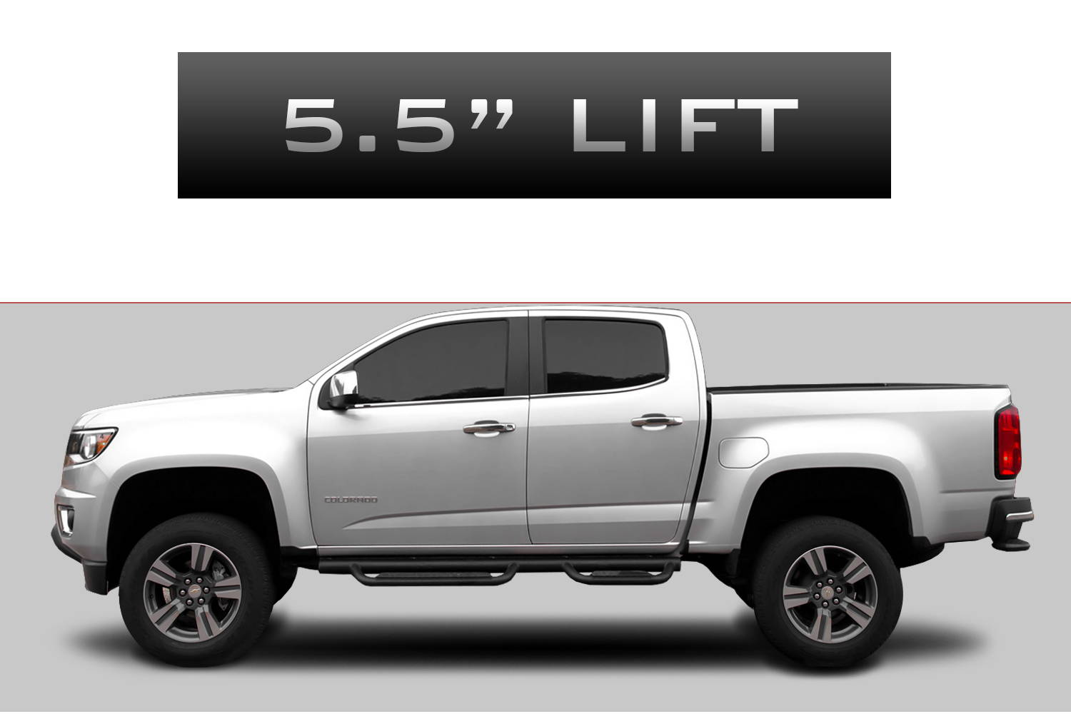 Chevrolet Colorado Off-Road Customizing Package Level 3 by 3C Trucks
