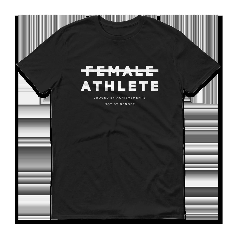 The Female Athlete T-shirt