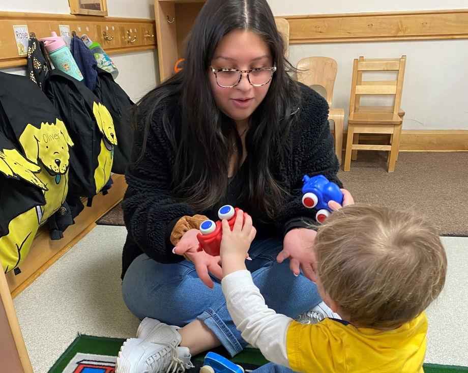 Adriana Chuecas , Early Preschool 1 Teacher