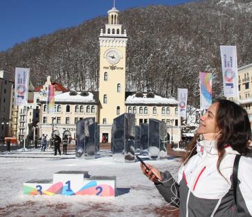 Аудиоэкскурсия по курортам Красной Поляны с билетами на канатную дорогу