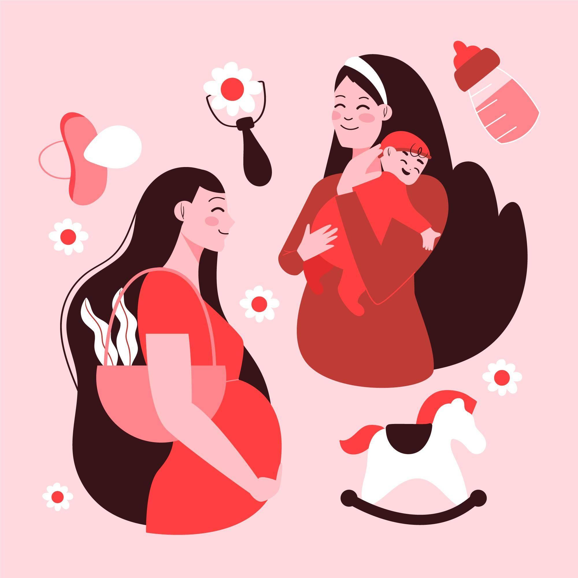 Le CBD et la grossesse : la science