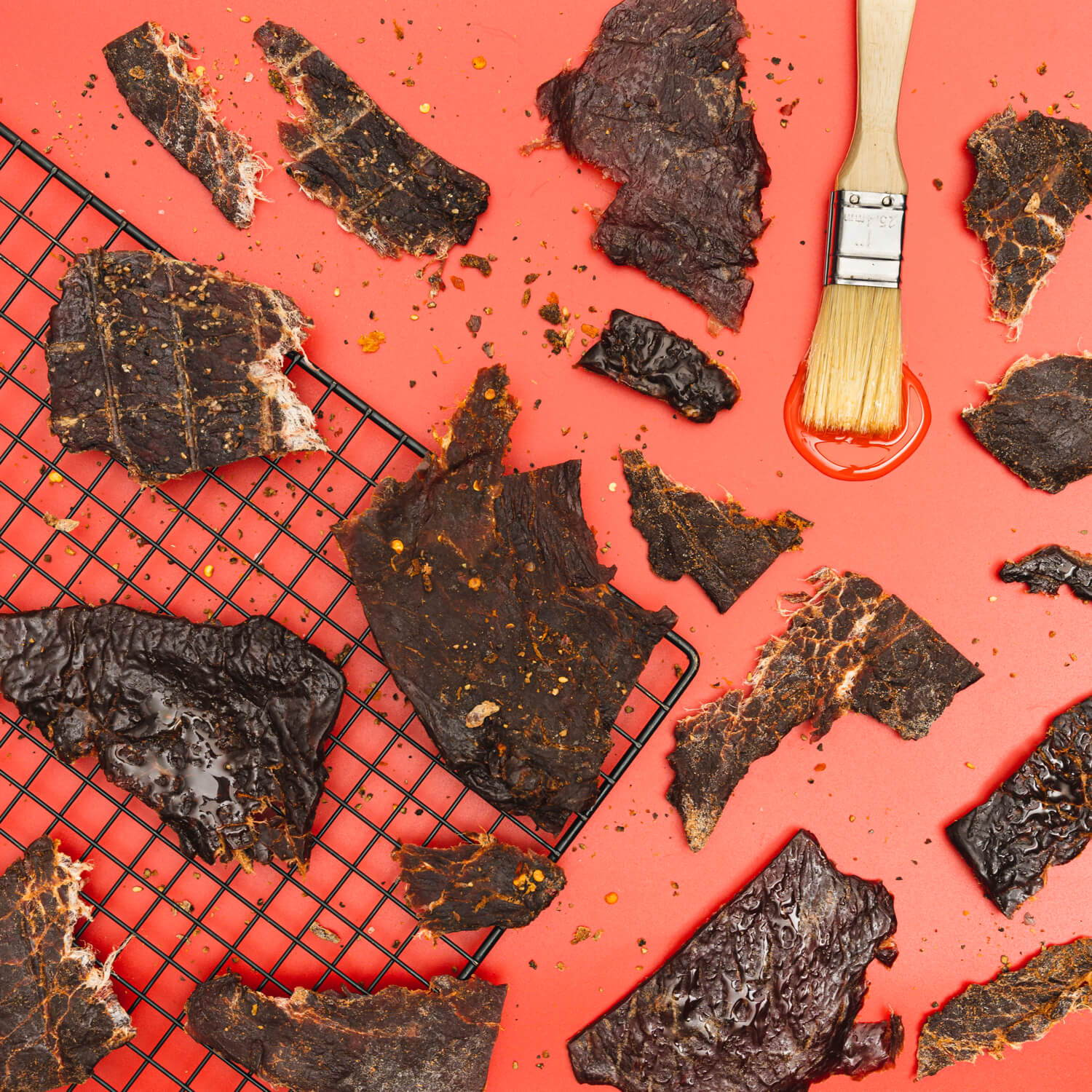 Bulk Classic Beef Jerky Category Section