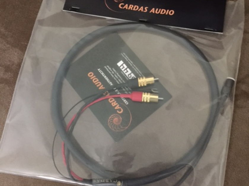 Cardas Golden Reference Phono Cable