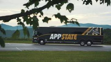 Image for Appalachian State Bus Wrap