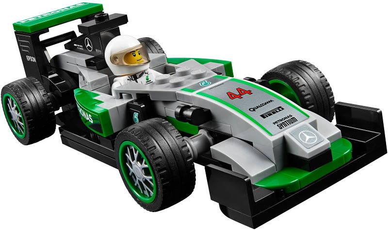 LEGO Mercedes AMG Petronas Team Gift 2017