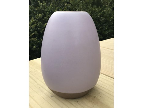 Large Taro Egg Vase