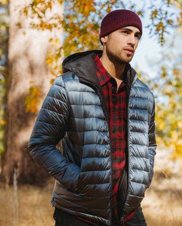 Spruce Double Pocket Flannel Shirt