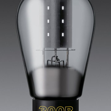Triode Power Tubes: Matched Pair;
