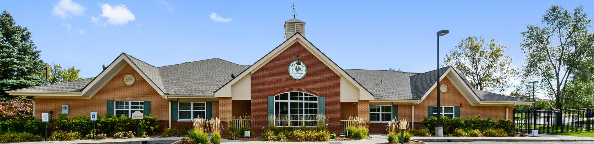 Exterior of a Primrose School of Eden Prairie