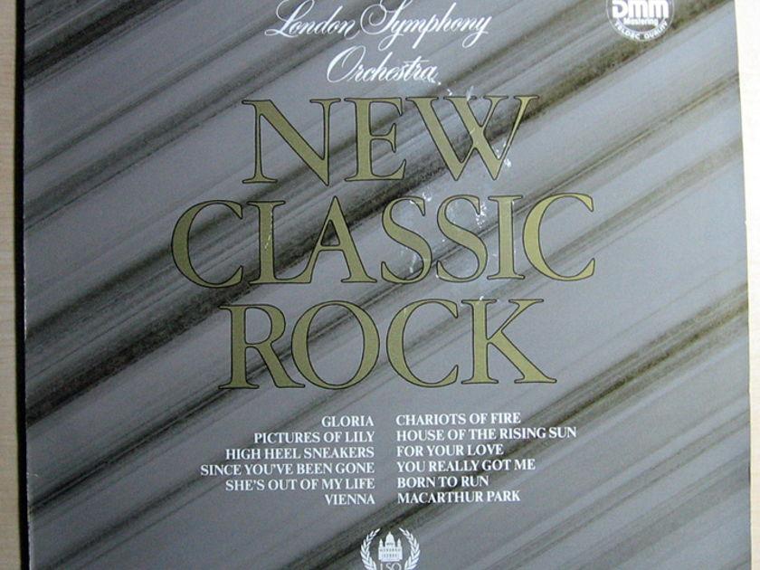 London Symphony Orchestra - New Classic Rock - DMM Mastered German 1983 Teldec 6.26186