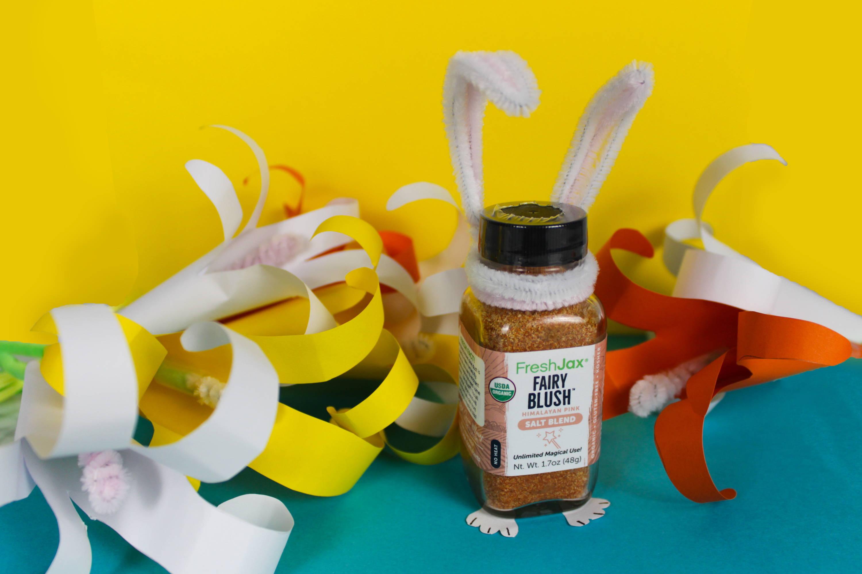 FreshJax Fairy Blush spice in bunny costume
