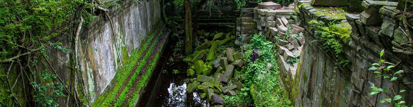 Экскурсия в Храмы Кох Кер и Бенг Мелеа