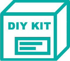 Order a DIY Kit.